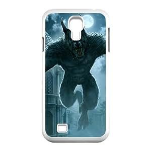 samsung s4 9500 White Werewolf phone case Christmas Gifts&Gift Attractive Phone Case HRN5C324629