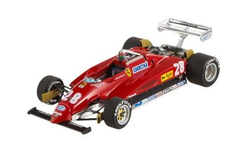 Ferrari 126 C2 No. 28 M. Andretti  GP 1982