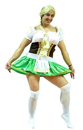 Disfraz de Tirolesa para Hombre - Despedidas de Soltero ...