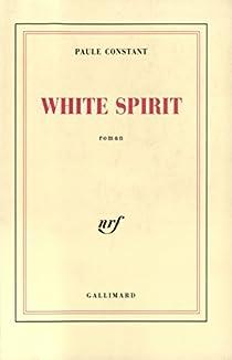 White spirit par Constant