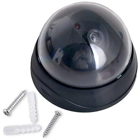 Dummy Camera Cámara de Seguridad Vigilancia Falsa Bola