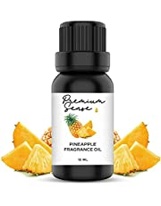 Pineapple Premium Quality Fragrance Oil 15ml – Suitable for Gel Candles, Soap, Candles/Incense, Skin and Hair Care – Exquisite and Intense (15ml) (Pineapple)
