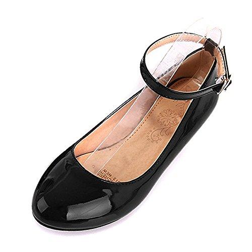 Doux Escarpins Chaussures Bas Femmes Confort Cheville Pour Bride wP5TpF8wnq