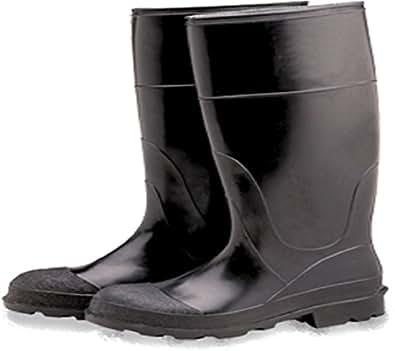Steel Toe Industrial Knee Boot size 10