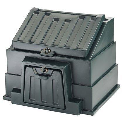 150kg Coal Bunker Green Harlequin CB1