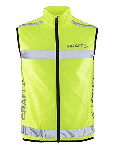 Craft Weste Visibility Vest uniseks-volwassene Veiligheidsvest.