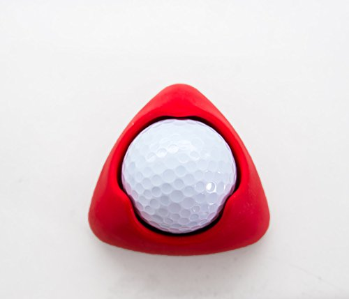 Soma System Golf Massage Ball (Red) for Self-Massage and Trigger Point Release