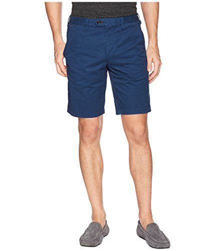 Ted Baker Men's Proshor Solid Chino Shorts Dark Blue 36 R