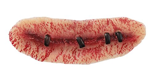 Halloween Latex Wound/ Scar Fancy Dress Costume (Latex Halloween Wounds)