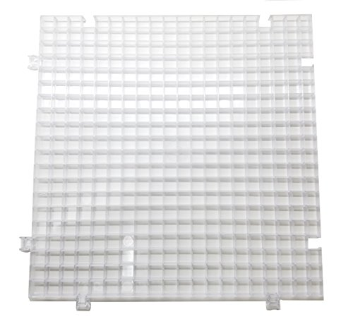 Creator S Waffle Grid 6 Pack Clear Modular Surface For
