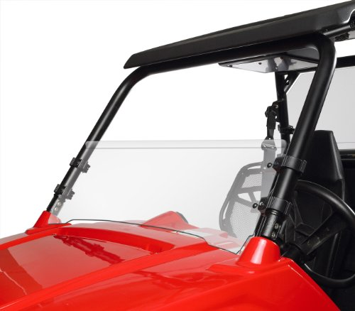 (Kolpin Half-Fixed Windshield for Polaris RZR - 2008)