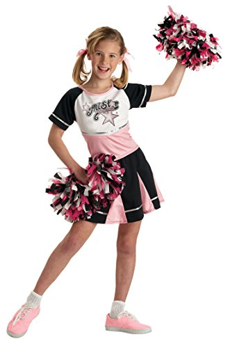 California Costumes All Star Cheerleader Child Costume, Medium -