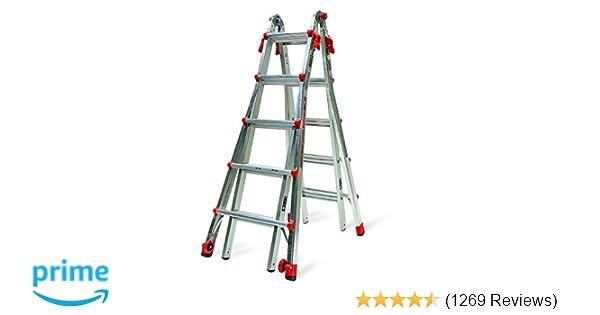 Little Giant 22-Foot Velocity Multi-Use Ladder, 300-Pound Duty ...