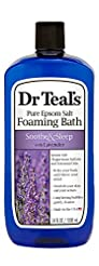 Dr Teal's Foaming Bath with Pure Epsom S...