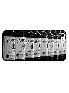 3d Full Wrap Case for iPhone 5/5s Food And Drink Jameson Irish Whiskey