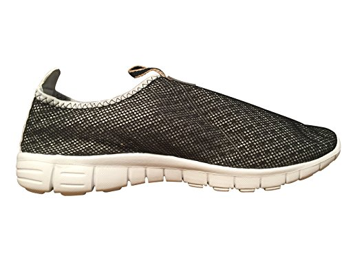 breathable-beach-aqua-outdoo-exerciseslip-on-watercar-shoes-grayblack41