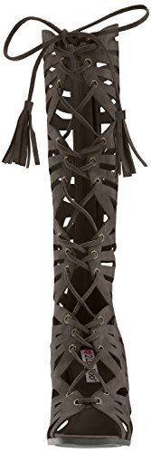 2 Too Slate Dress Women Sandal Lips Riley A4wnrTqA0