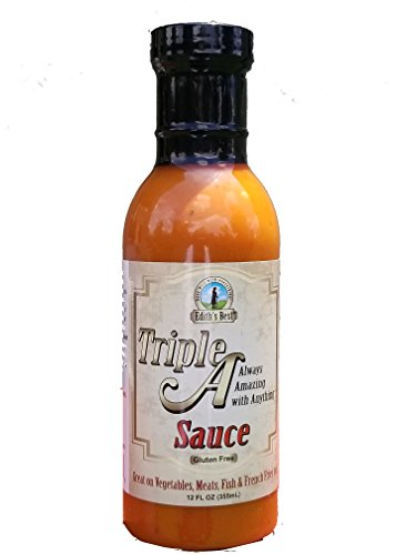 Edith's Best, Triple A Sauce by Edith's Best