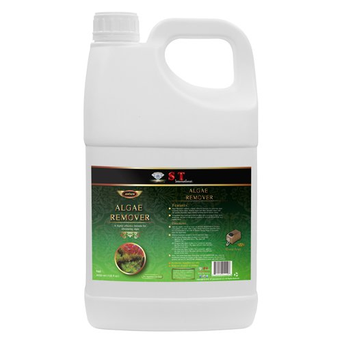 S.T. International Algae Remover for Aquariums, 1-Gallon by S.T. International