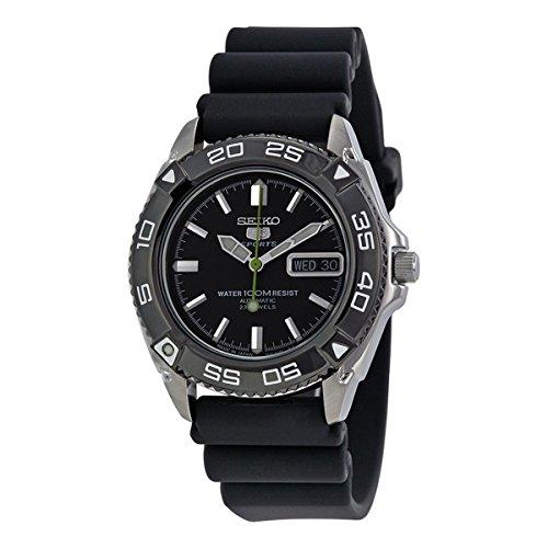 Seiko Women's SNZB23J2 Black Dial Watch