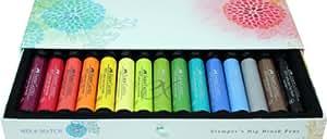 Faber-Castell Mix & Match Stamper's Big Brush Pen Set 15/Pk Gift Set by Faber-Castell