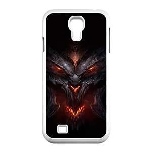 Diablo Samsung Galaxy S4 90 Cell Phone Case White Exquisite designs Phone Case KM5H6J64