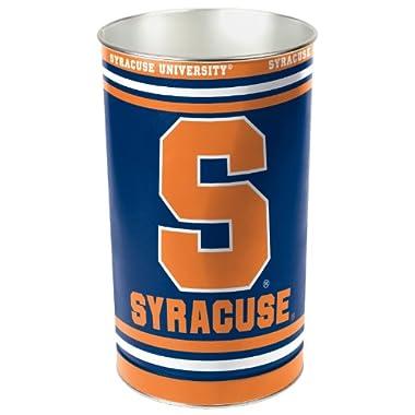 NCAA Syracuse Orange Wastebasket
