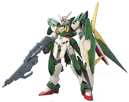 "Bandai Hobby HGBF #17 Gundam Fenice Rinascita ""Gundam Build Fighters"" Action Figure (1/144 Scale)"