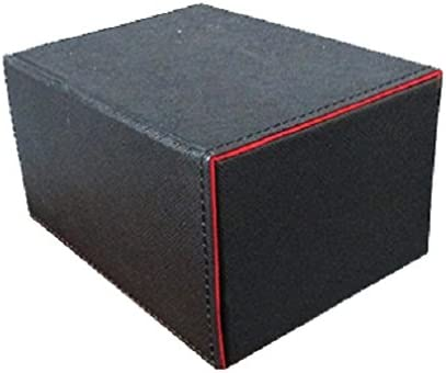 Deck Box Creation Line Medium 100Ct Black