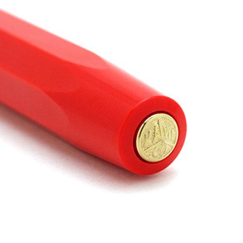 Kaweco Classic Sport Patinete de gel color rojo