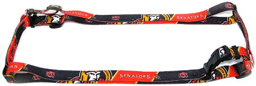X-Small Hunter MFG 5//8-Inch Ottawa Senators Adjustable Harness