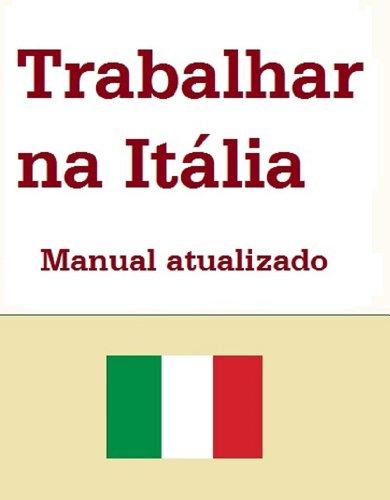 eBook Trabalhar na Italia - Manual Completo