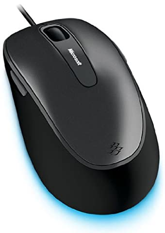 Microsoft- Comfort Mouse 4500 (Mouse Microsoft Wired)