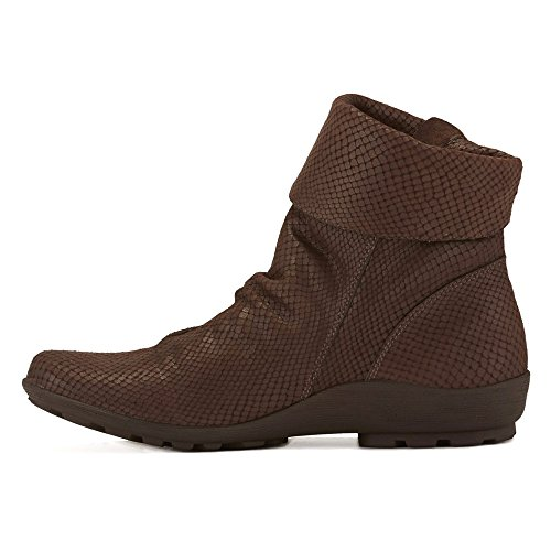 Matt Cradles Print Boot Snake Walking Heist Women's Brown 1x1PaX