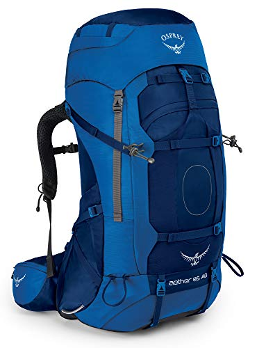 Osprey Packs Aether Ag 85 Backpack, Neptune