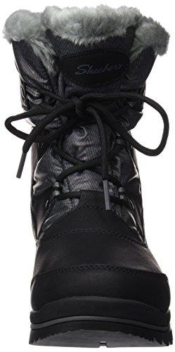 Bottes Skechers Colorado Black Noir Femme 8qaqwv