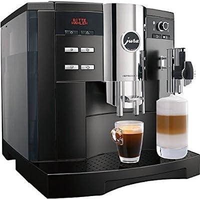 Jura IMPRESSA S9 One Touch, Negro, 1350 W, 230 MB/s, 345 x 350 x ...