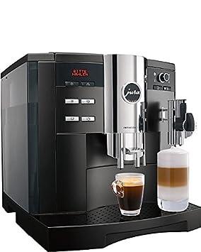 Jura IMPRESSA S9 One Touch, Negro, 1350 W, 230 MB/s, 345 x 350 x 390 mm, 11900 g - Máquina de café: Amazon.es: Hogar