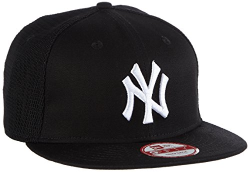 Casquette Snapback New Era 9Fifty Mesh New York Yankess Noir-Blanc