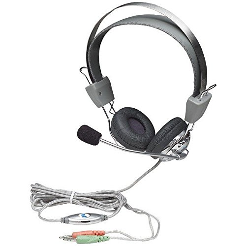 MANHATTAN 175517 Stereo Headset with In-Line Volume Control
