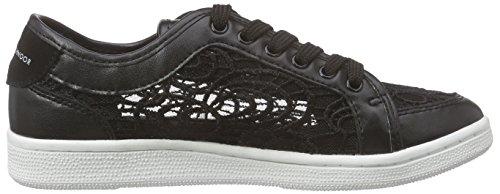 Sofie Schnoor Lace Sneaker Damen Sneaker Schwarz (Black)