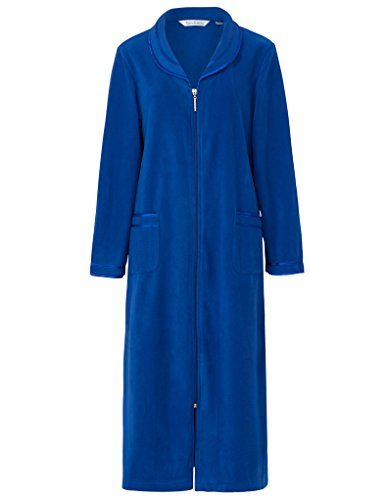 Buy buy zip up dressing gown - 2
