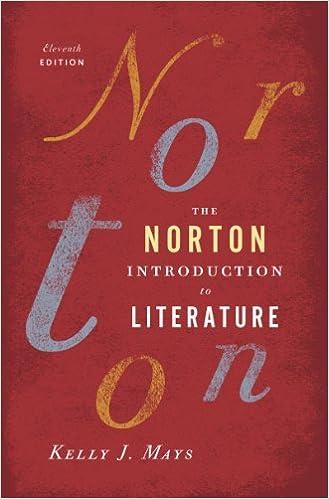 Libros Para Descargar En The Norton Introduction To Literature Kindle Puede Leer PDF