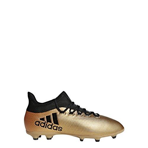 Adidas X 17.1 Fg Taquet Enfants Football Tagome, Cblack, Solred