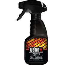 Weber Grill Cleaner Spray - Professional Strength Degreaser - Non Toxic 8 Oz Cleanser