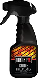 Weber W62 Toxic 8 Oz Cleanser Grill Cleaner Spray Professional Strength Degreaser Non Toxi