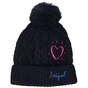 Desigual Girl's Hat Heart