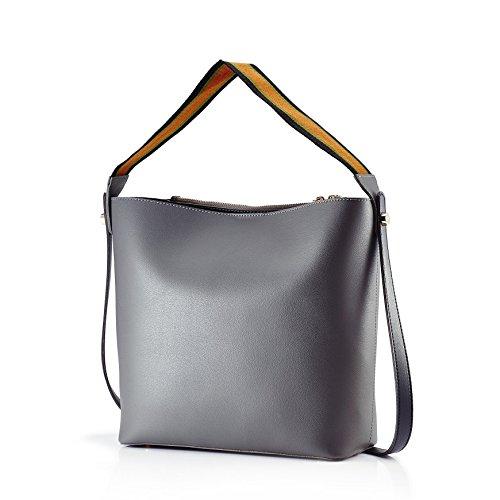 Commute Series Casual Bag Crossbody Women Tote Shoulder Chain Clutch Adjustable 2 Grey Bag Pieces Fashion Decoration Handbag Barbie Bag BBFB488 Swdq5td