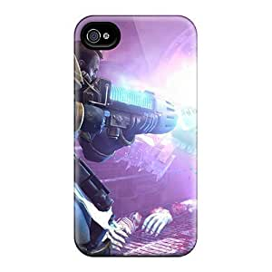 Iphone 4/4s WgM7253iSkp Warhammer 40000 Space Marine Cases Covers. Fits Iphone 4/4s