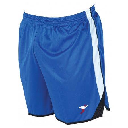 Precision Training Roma Shorts - Royal/White/Black - ()